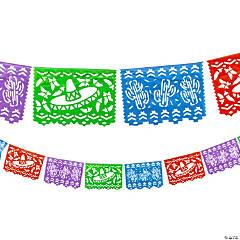 Fiesta Cutout Banners