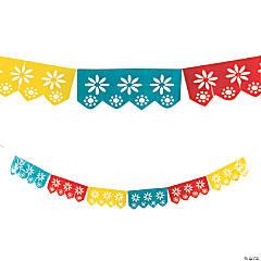 Fiesta Cutout Garland Banner