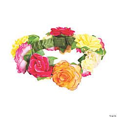 Fiesta Floral Crown