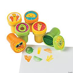 Fiesta Fun Food Kids Stampers
