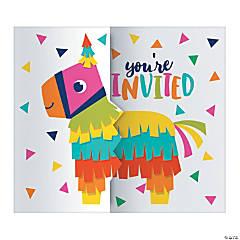 Fiesta Fun Invitations