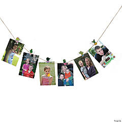 Fiesta Memories Photo Hanging Clips