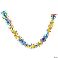 Fiesta Multicolored Fringe Garland