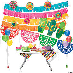 Fiesta Party Decorating Kit