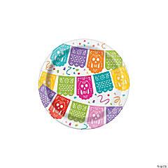 Fiesta Piñata Dessert Plates