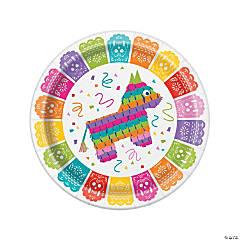 Fiesta Piñata Paper Dinner Plates - 8 Ct.