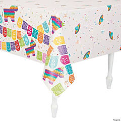 Fiesta Piñata Tablecloth