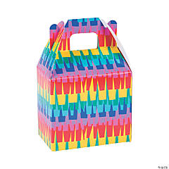 Fiesta Piñata Treat Boxes