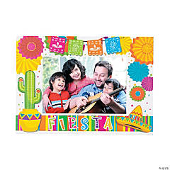 Fiesta Picture Frame Magnets