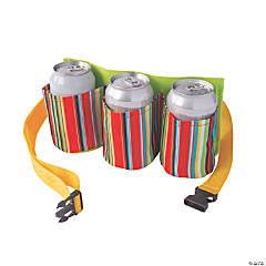 Fiesta Sarape Beer Holster Fanny Pack