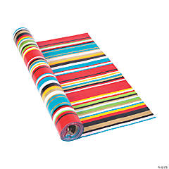 Fiesta Sarape Tablecloth Roll