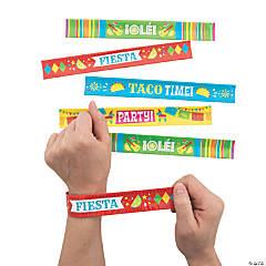 Fiesta Slap Bracelets