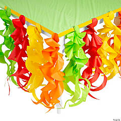 Fiesta Swirl Table Skirt