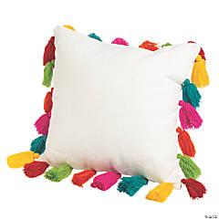 Fiesta Tassel Pillow