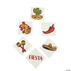 Fiesta Tattoos