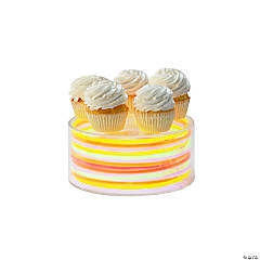 Fillable Cake Stand with Glow Sticks Kit