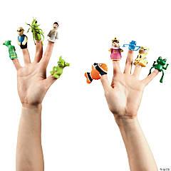 Finger Puppet Assortment