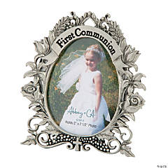 First Communion Mini Picture Frame