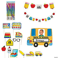 First Day of School Classroom Kit