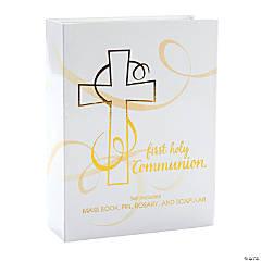 First Holy Communion Boy Gift Set