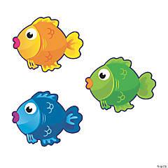 Fish Bulletin Board Cutouts