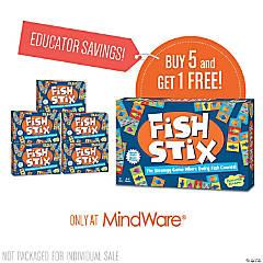 Fish Stix: Classroom Set of 6