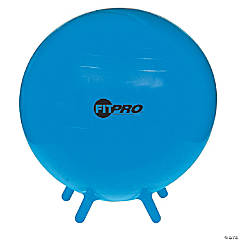 FitPro Ball with Stability Legs, 55cm, Blue