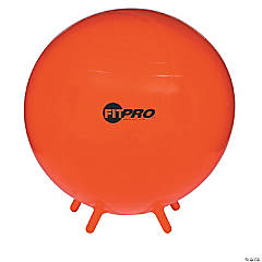 FitPro Ball with Stability Legs, 75cm, Red