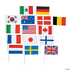 Flags of All Nations Flags
