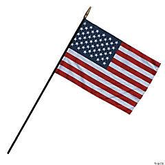 FlagZone Heritage U.S. Classroom Flag - 24