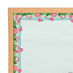 Flamingo Bulletin Board Borders