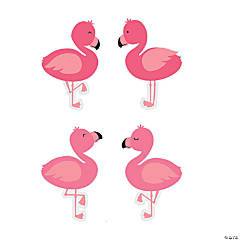 Flamingo Bulletin Board Cutouts