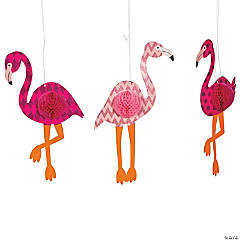 Flamingo Hanging Decorations