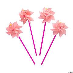 Flamingo Pinwheels
