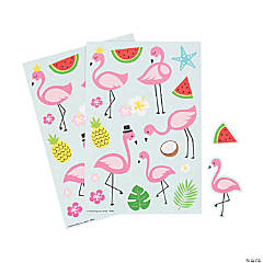 Flamingo Sticker Sheets