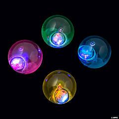 Flashing Bouncing Balls