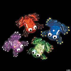 Flashing Squishy Frogs PDQ