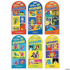 Flicker Sticker Set