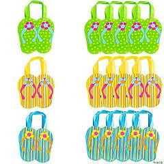 Flip Flop Tote Bags