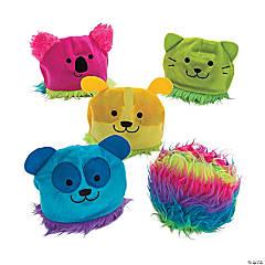 Flip Fur Reversible Stuffed Animal Assortment