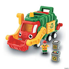 Flip 'n' Tip Fred, Recycling Truck Toy