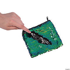 Flipping Sequins Makeup Bags