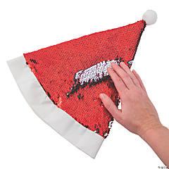 Flipping Sequins Santa Hats