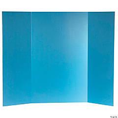 Flipside Corrugated Project Board, Sky Blue, 24Pk