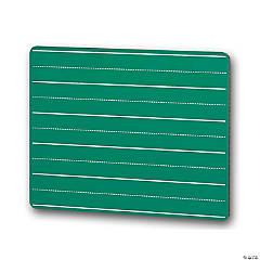 "Flipside Green Chalk Board, 9"" x 12"", Lined, Pack of 12"