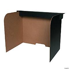 Flipside Large Desktop Privacy Screen, 24 Pack