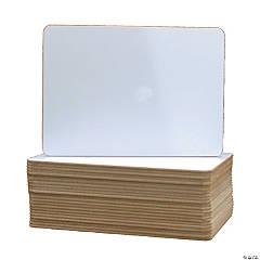 Flipside Two-Sided Dry Erase Board, 6
