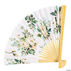 Floral Folding Fans