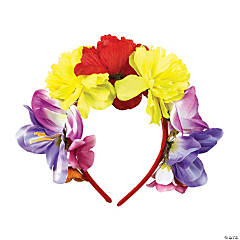 Floral Frida Headband