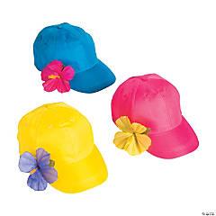 Flower Baseball Caps